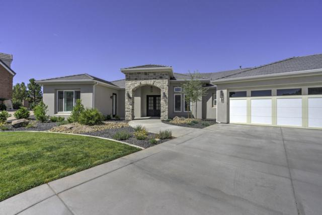 1287 W Bloomington Dr S #11, St George, UT 84790 (MLS #18-194789) :: The Real Estate Collective