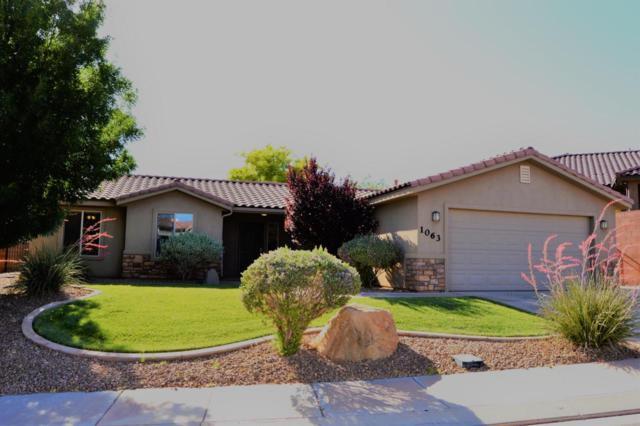 1063 N Ocotillo Dr, Washington, UT 84780 (MLS #18-194791) :: The Real Estate Collective
