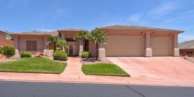 1606 N Palo Verde Dr, St George, UT 84770 (MLS #18-194821) :: The Real Estate Collective