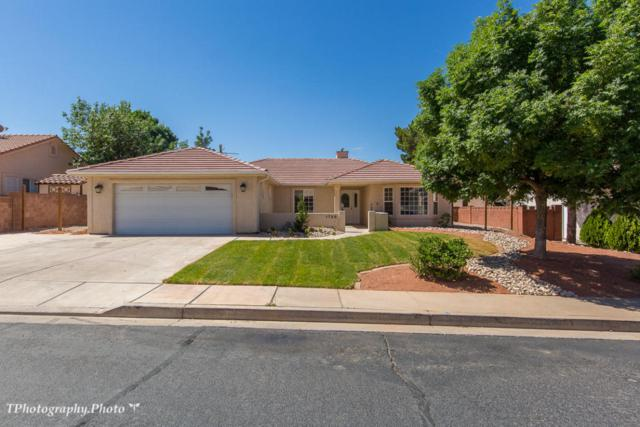 1758 E 2370 S, St George, UT 84790 (MLS #18-194850) :: The Real Estate Collective