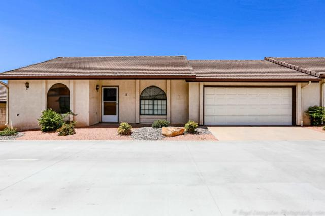 465 S Main #11, St George, UT 84790 (MLS #18-194907) :: Remax First Realty