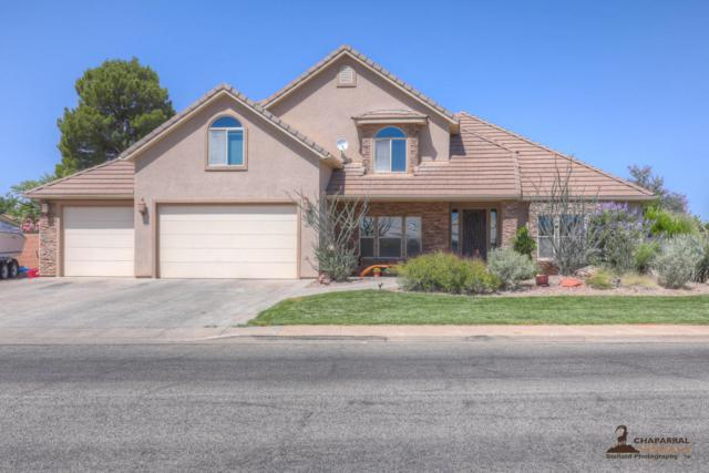1815 N Red Mountain Dr, Santa Clara, UT 84765 (MLS #18-194953) :: Diamond Group