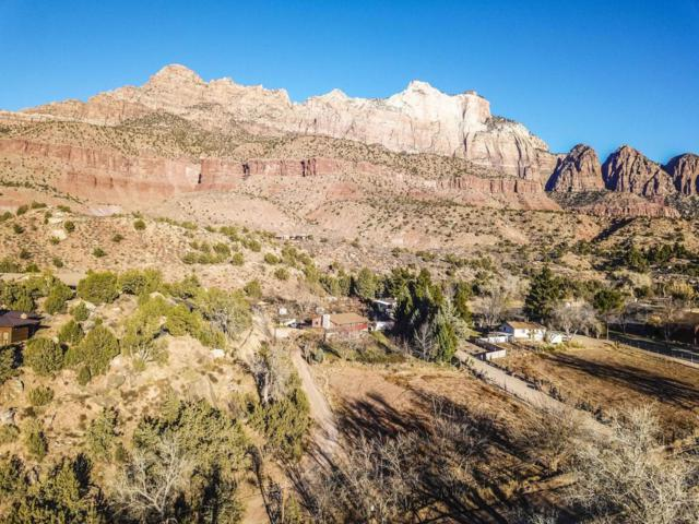 .73 Acre On Zion Park Blvd, Springdale, UT 84767 (MLS #18-194970) :: Remax First Realty