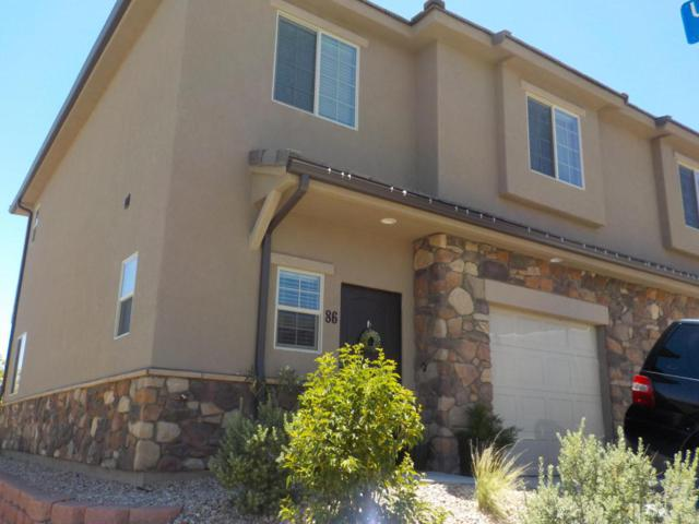 370 W Buena Vista #86, Washington, UT 84780 (MLS #18-195019) :: The Real Estate Collective