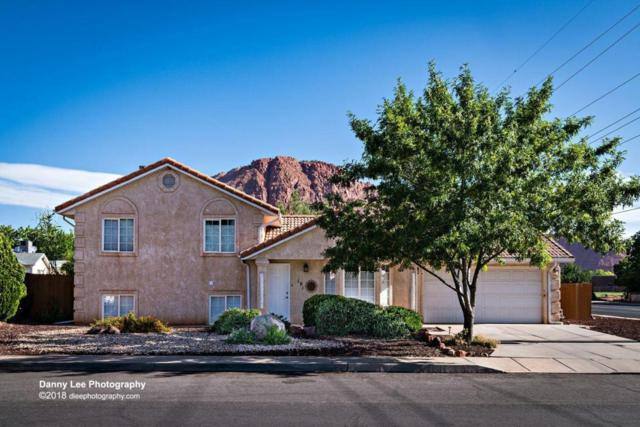 191 E 260 S, Ivins, UT 84738 (MLS #18-195031) :: Remax First Realty