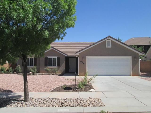 676 E 3470 S, St George, UT 84790 (MLS #18-195036) :: Remax First Realty