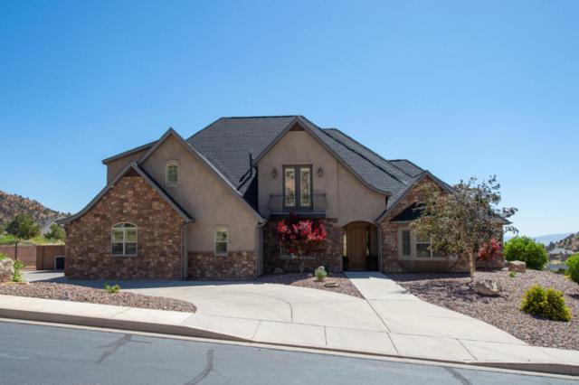 628 E Knoll Ridge, Cedar City, UT 84721 (MLS #18-195047) :: Remax First Realty