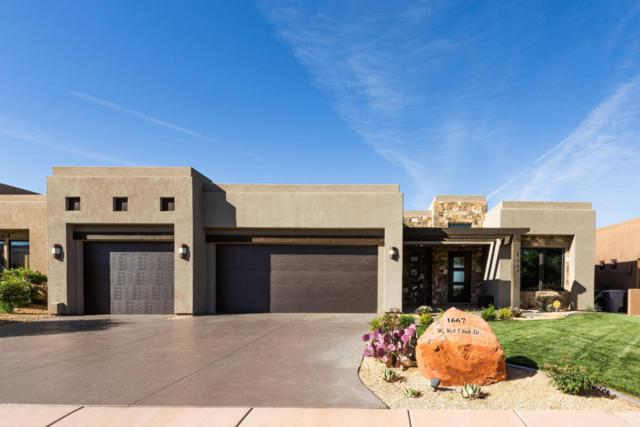 1667 W Red Cloud Dr, St George, UT 84770 (MLS #18-195149) :: The Real Estate Collective