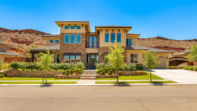 2908 E Auburn Dr, St George, UT 84790 (MLS #18-195183) :: The Real Estate Collective