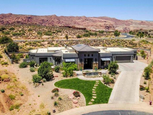 2209 W Reserve, St George, UT 84770 (MLS #18-195250) :: The Real Estate Collective