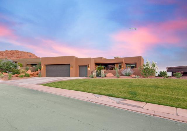 2331 Entrada Trail #96, St George, UT 84770 (MLS #18-195329) :: Red Stone Realty Team