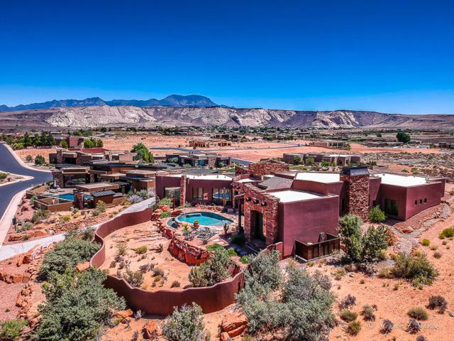4956 N Long Sky Cir, St George, UT 84770 (MLS #18-195330) :: The Real Estate Collective