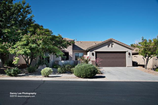 1655 Morane Manor Dr, St George, UT 84790 (MLS #18-195333) :: The Real Estate Collective