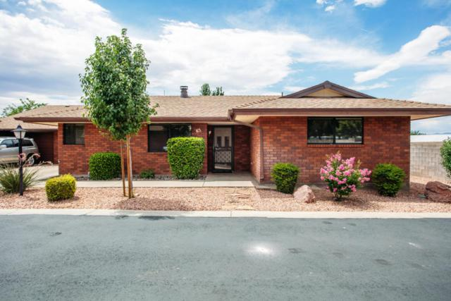 840 S 400 E #65, St George, UT 84770 (MLS #18-195366) :: The Real Estate Collective
