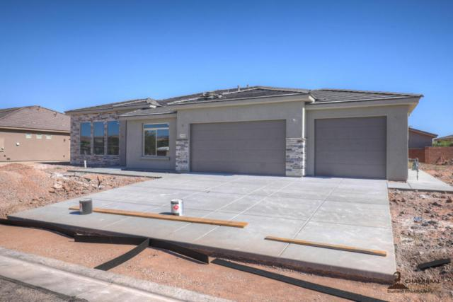 2333 W Courtyard Dr Lot 9, St George, UT 84770 (MLS #18-195368) :: Remax First Realty