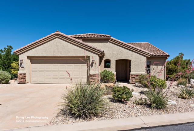 4390 S Victoria Ln, St George, UT 84790 (MLS #18-195388) :: The Real Estate Collective