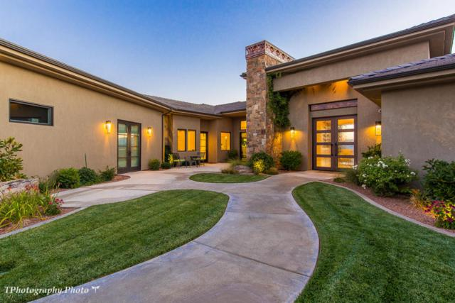 1845 E Lepido Way, St George, UT 84790 (MLS #18-195439) :: The Real Estate Collective