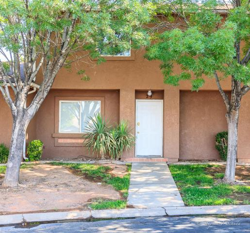 444 Sunland Dr #29, St George, UT 84790 (MLS #18-195451) :: The Real Estate Collective