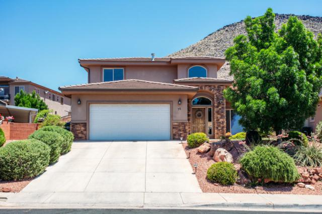 438 N Stone Mountain Dr #75, St George, UT 84770 (MLS #18-195493) :: The Real Estate Collective