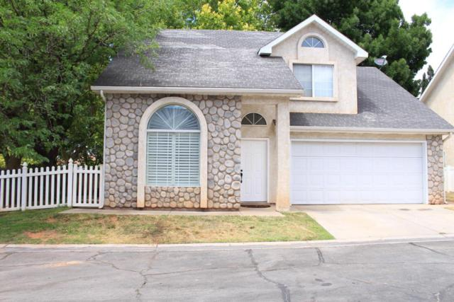 1040 N 1300 W #5, St George, UT 84770 (MLS #18-195555) :: The Real Estate Collective