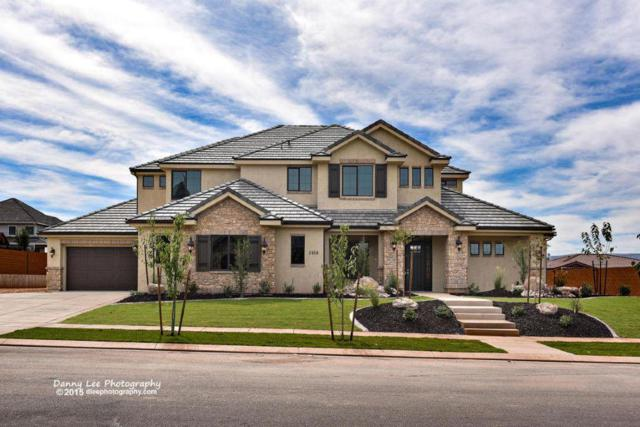 2456 E 3860 S, St George, UT 84790 (MLS #18-195766) :: Remax First Realty