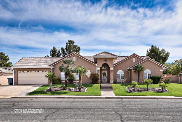 722 N Dusk Dr, St George, UT 84770 (MLS #18-195770) :: Remax First Realty