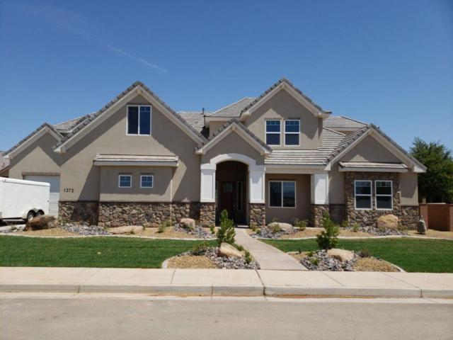 1372 Marigold Way, St George, UT 84790 (MLS #18-195791) :: Remax First Realty