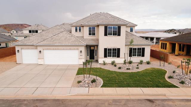 980 E Iron Horse Dr, Washington, UT 84780 (MLS #18-195792) :: The Real Estate Collective