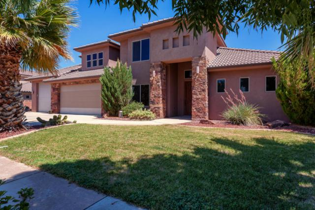 611 E Ducati Way, St George, UT 84790 (MLS #18-195801) :: Remax First Realty