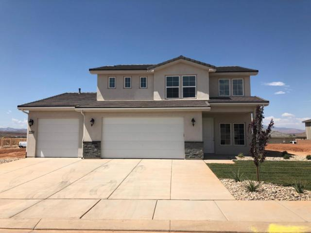 3351 E Dara Dr, St George, UT 84790 (MLS #18-195852) :: Remax First Realty