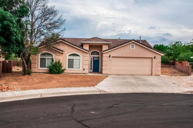 124 E 710 S Cir, Ivins, UT 84738 (MLS #18-195909) :: Langston-Shaw Realty Group