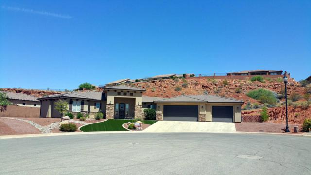 2029 E 1000 N Cir, St George, UT 84770 (MLS #18-195916) :: Remax First Realty
