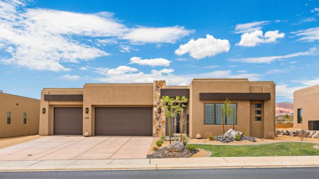 5293 N North Gate Peaks Dr, St George, UT 84770 (MLS #18-195922) :: The Real Estate Collective