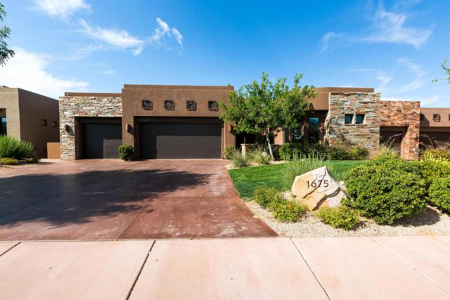 1675 W Red Cloud Dr, St George, UT 84770 (MLS #18-195942) :: Saint George Houses