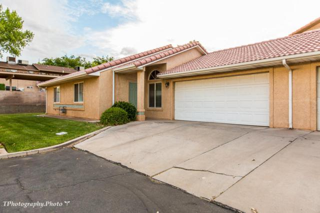 1272 W 360 N #C, St George, UT 84770 (MLS #18-195950) :: Remax First Realty