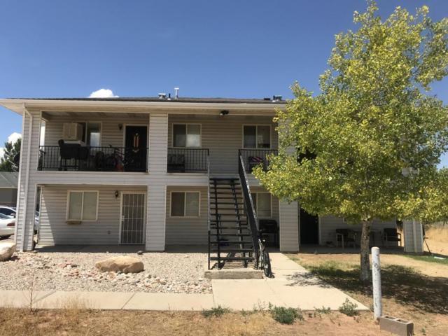 720 N 50 W, Parowan, UT 84761 (MLS #18-196000) :: The Real Estate Collective