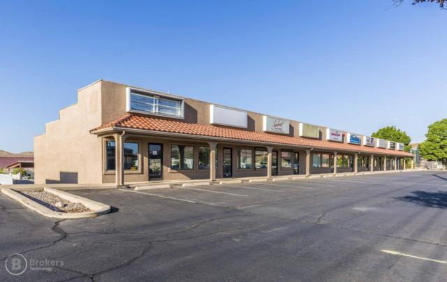 344 E Sunland  #10, St George, UT 84790 (MLS #18-196001) :: The Real Estate Collective