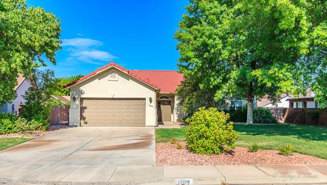1209 N 1610 W Cir W, St George, UT 84770 (MLS #18-196147) :: Diamond Group