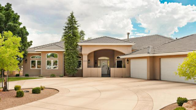 1529 Snead Cir, St George, UT 84790 (MLS #18-196221) :: Remax First Realty