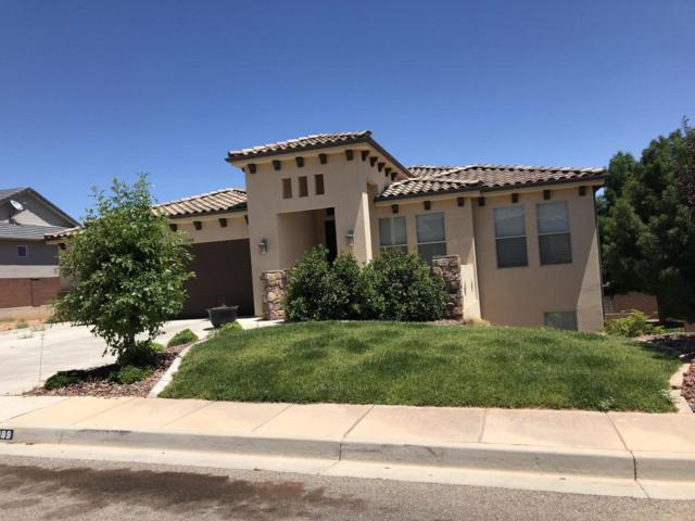 1989 S 2530 E, St George, UT 84790 (MLS #18-196287) :: Diamond Group