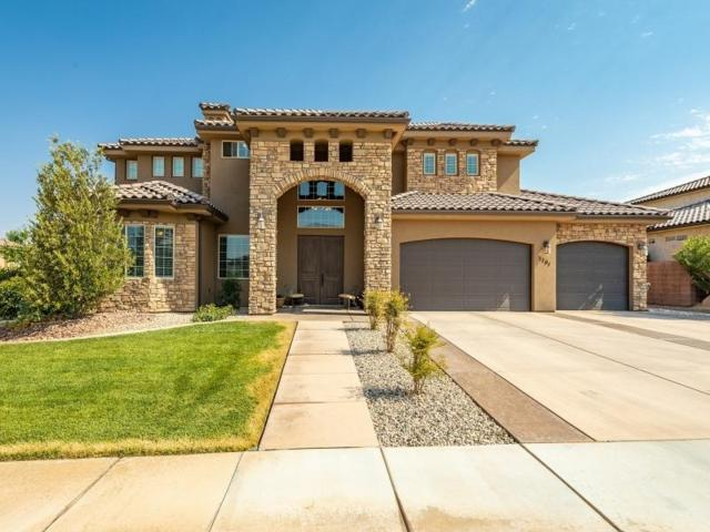 2701 E 3710 S, St George, UT 84790 (MLS #18-196362) :: Red Stone Realty Team