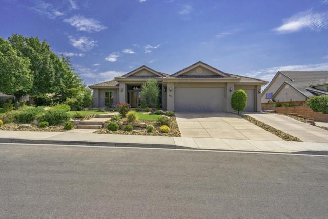 303 S Five Sisters Dr, St George, UT 84790 (MLS #18-196478) :: Red Stone Realty Team