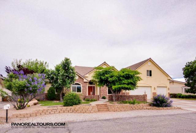 3399 Ute Rd, St George, UT 84790 (MLS #18-196633) :: Remax First Realty