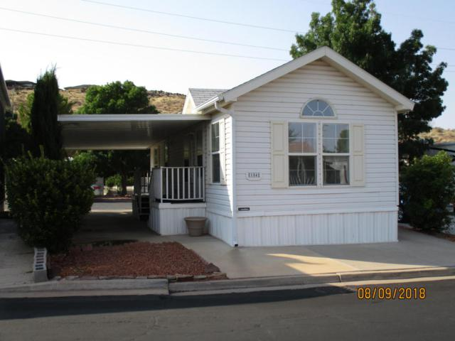 448 E Telegraph #154, Washington, UT 84780 (MLS #18-196653) :: The Real Estate Collective