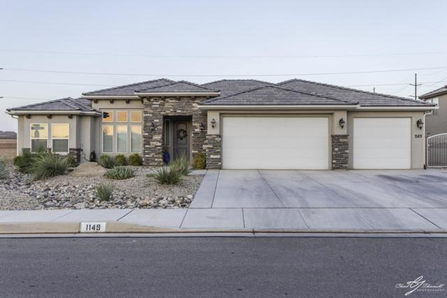 1149 S 2970 E, St George, UT 84790 (MLS #18-196676) :: The Real Estate Collective