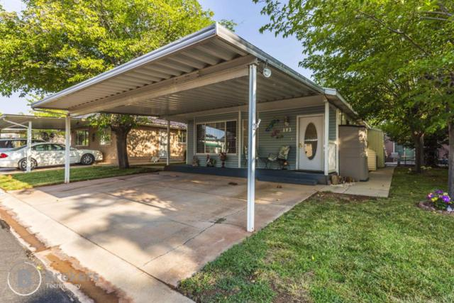 180 N 1100 E #193, Washington, UT 84780 (MLS #18-196691) :: The Real Estate Collective