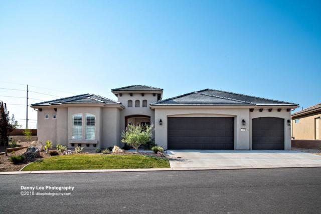 1413 W Grapevine Dr, St George, UT 84790 (MLS #18-196695) :: The Real Estate Collective