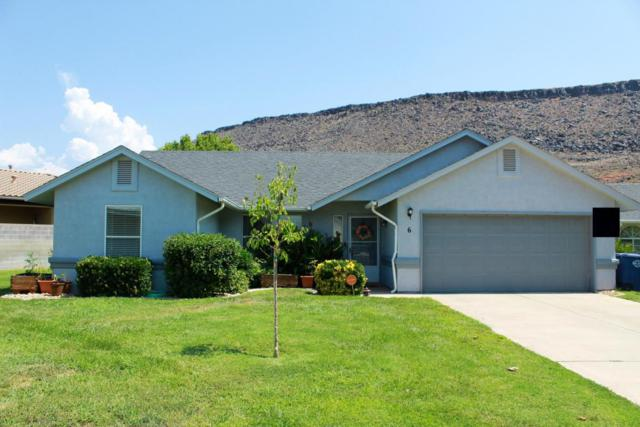 710 S Indian Hills Dr #6, St George, UT 84770 (MLS #18-196775) :: The Real Estate Collective