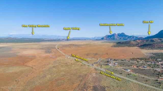 35 Acres, Apple Valley, UT 84737 (MLS #18-197003) :: Remax First Realty