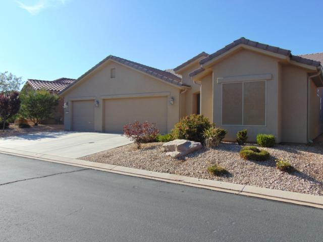 1580 W Songbird Dr, St George, UT 84790 (MLS #18-197076) :: Red Stone Realty Team